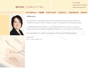 Weiss Consulting